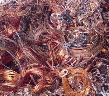 乐山高价电缆回收有色金属回收