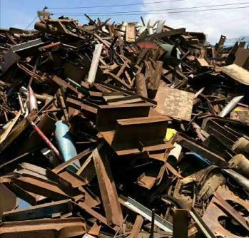 废金属回收保护环境