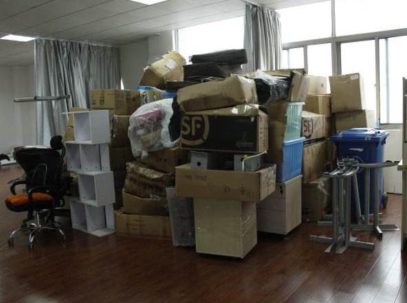梅州企业搬家 不收小费 不损坏东西