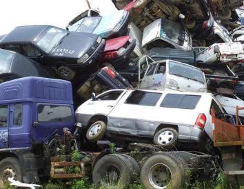 龙岗车辆报废回收