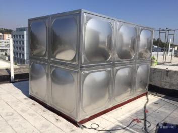海南不锈钢水塔安装怎么做