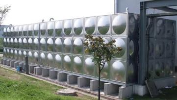 海南不锈钢水箱安装调试
