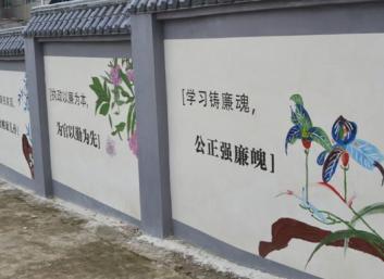 南京文化墙施工周期短 保质期长