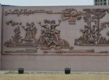 南京雕塑景观设计