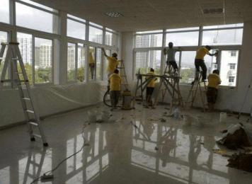 赤峰家庭保洁地面的清洗方法