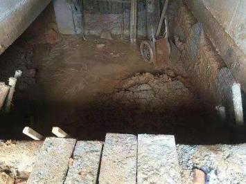 长春扣地下室怎么建