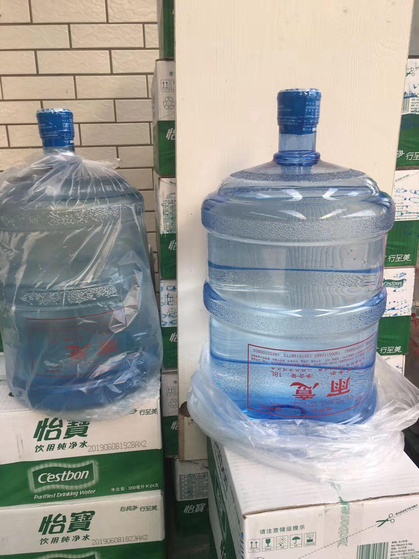 盐城桶装水经过严格质量审核