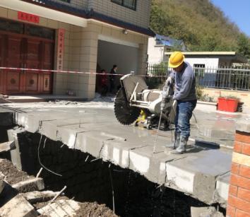 浙江钢筋混凝土墙体切割拆除