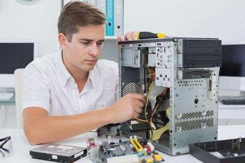 电脑维修先清洁主机后再检修