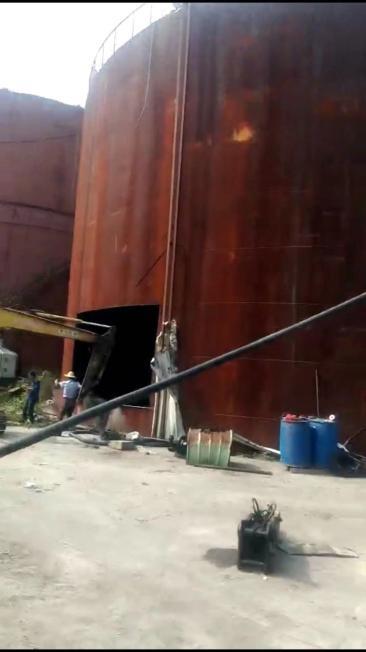 废钢铁的回收方法
