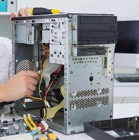 电脑点不亮六安电脑维修方法