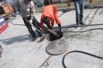 银川疏通下水井方法