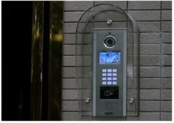 广安楼宇对讲系统安装步骤