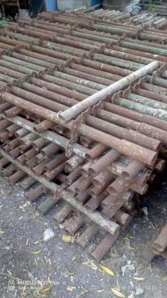 建筑钢管扣件的用途与使用