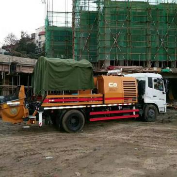 四川混凝土输送泵租赁