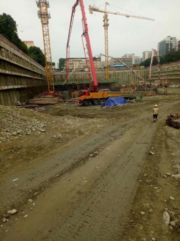 四川混凝土输送泵租赁公司