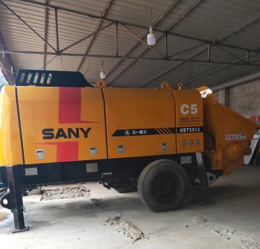四川专业租赁混凝土输送泵的公司电话