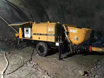 四川资质齐全的混凝土输送泵租赁公司