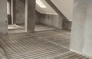 现浇楼板步骤