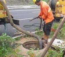 柳州市政管道疏通工程