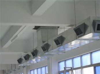 工厂车间通风工程的改进方向