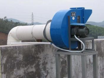 通风工程设备噪音控制两大方案介绍