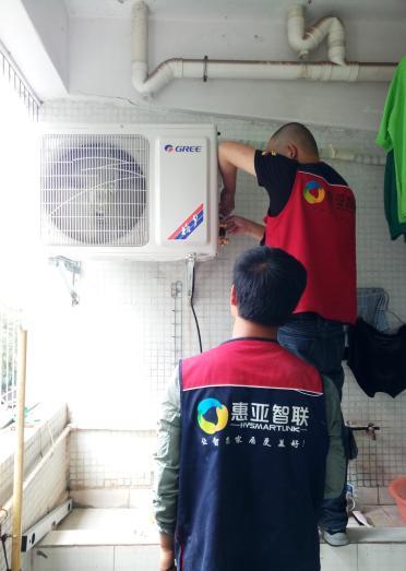 大亚湾淡水专业上门拆装空调