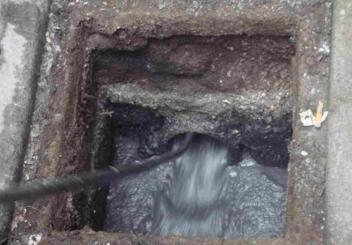 温州地下隔油池清洗