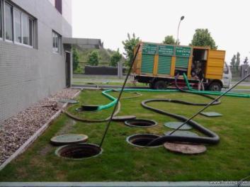 温州专业化粪池清理