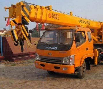 扬州吊车出租 安全 高效 优质 专业