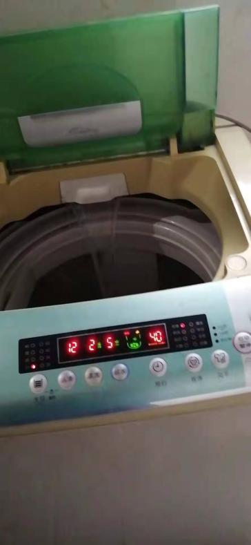 苍溪洗衣机维修故障方法
