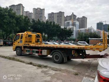 南宁汽车道路救援拖车救援公司