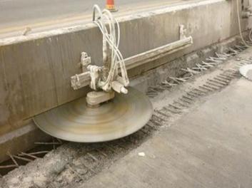 东莞混凝土切割分离技术