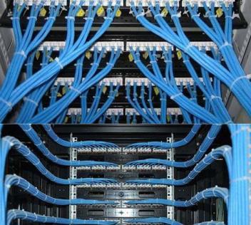 网络布线如何做到规范美观