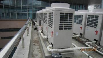 三亚正规海尔中央空调维修公司