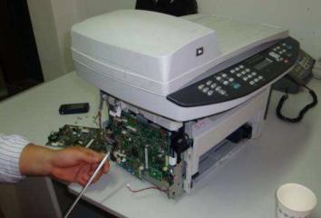 长春监复印机维修
