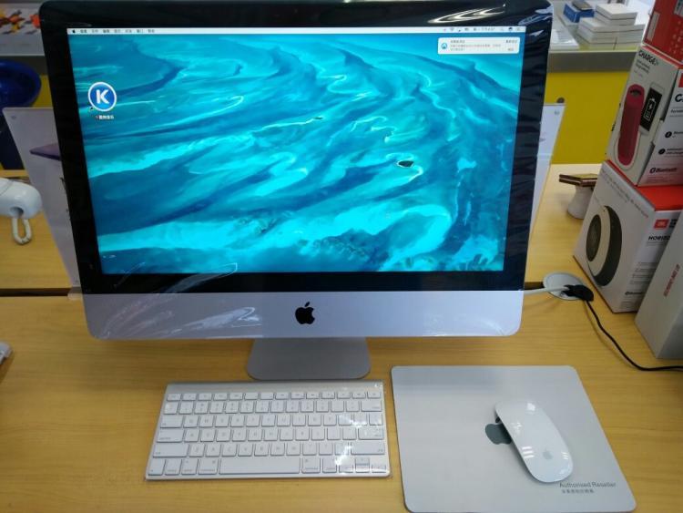 苹果笔记本台式机做系统