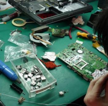 电脑CPU故障排除维修