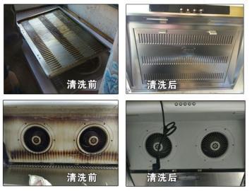 蚌埠油烟机清洗应该怎么做