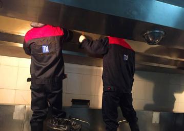 蚌埠油烟机清洗防油处理