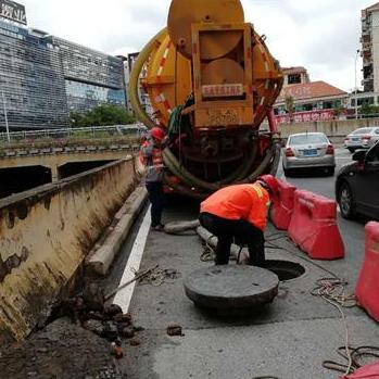 柳州专业管道疏通管道清洗