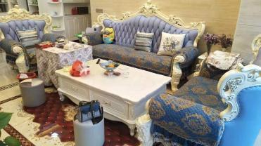 杭州沙发垫定制