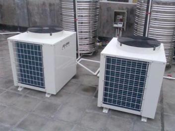 舟山热水工程空气能热水器滴冷凝水正常吗