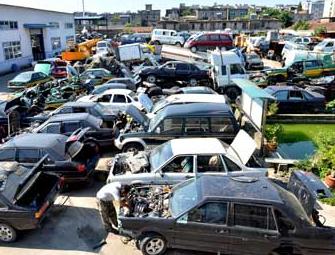 我国关于报废车回收申请补贴工作流程