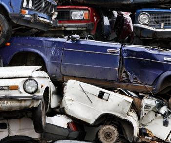 专业回收报废车二手车货车汽车