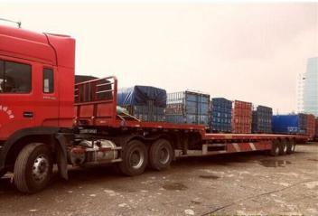 南宁物流货物运输公司车辆齐全