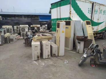郑州专业空调维修安装与回收