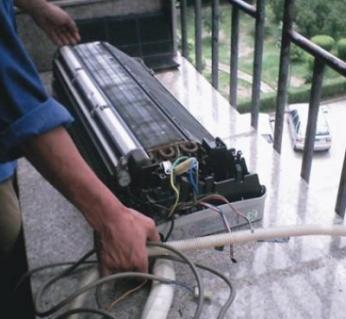 郑州专业空调维修安装/空调各种故障检测