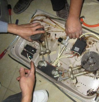 郑州燃气灶维修