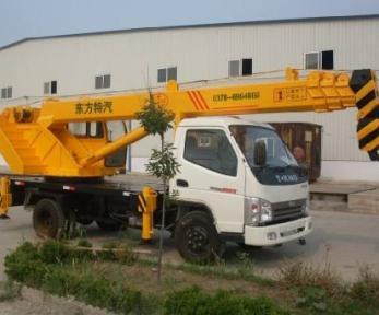 惠州吊车租赁公司的专业优势